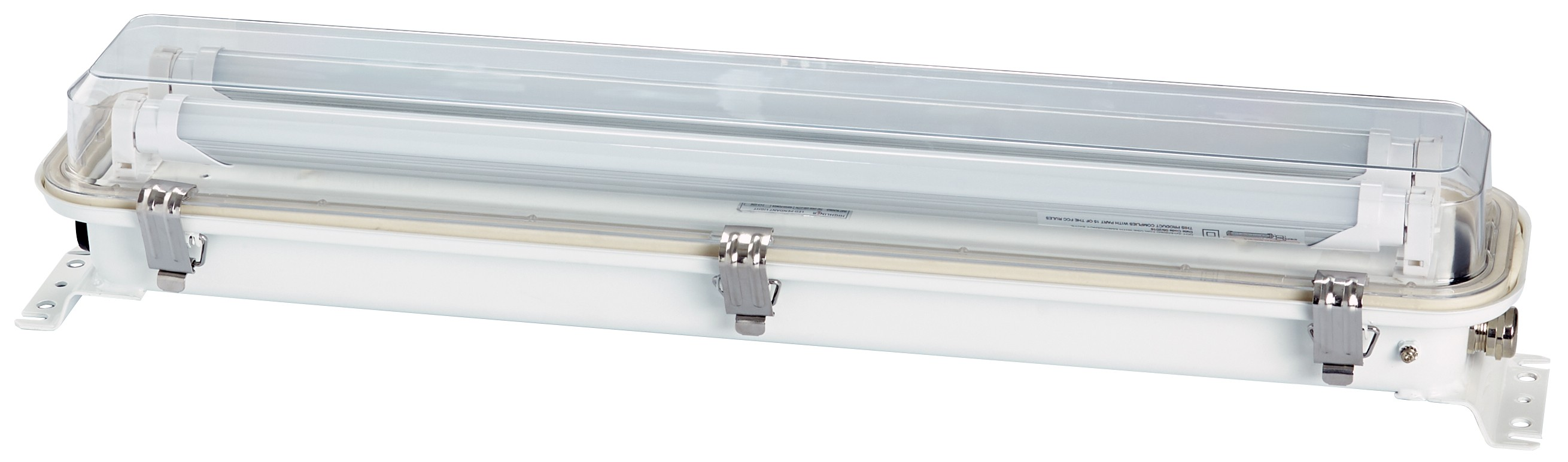 "Value 20W 24"" Vapor Tight Fixture"