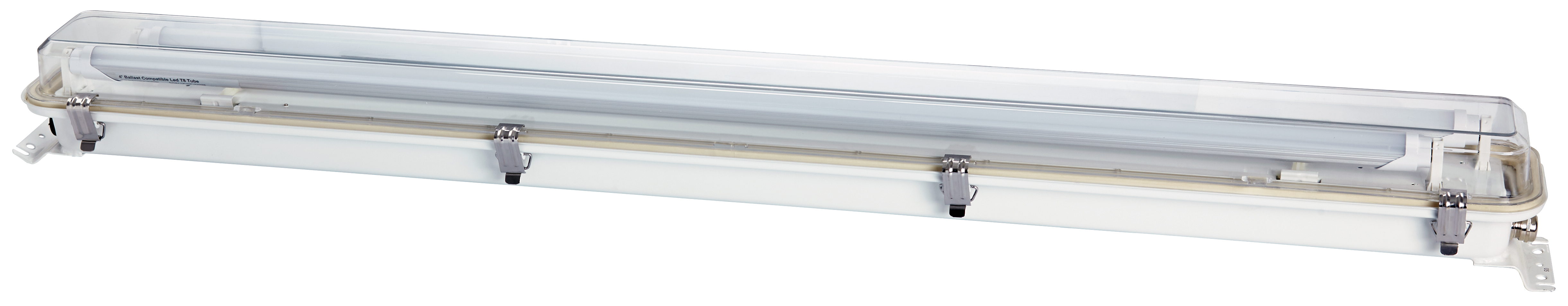 "Value 40W 48"" Vapor Tight Fixture"